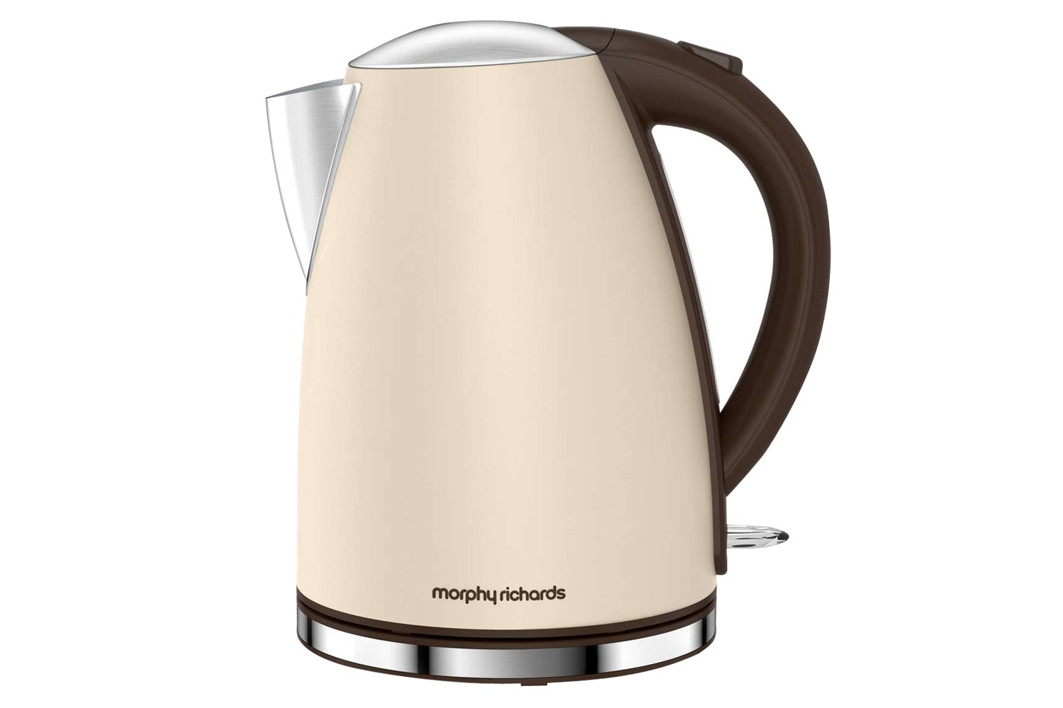 Morphy Richards Accents Jug Kettle | Sand