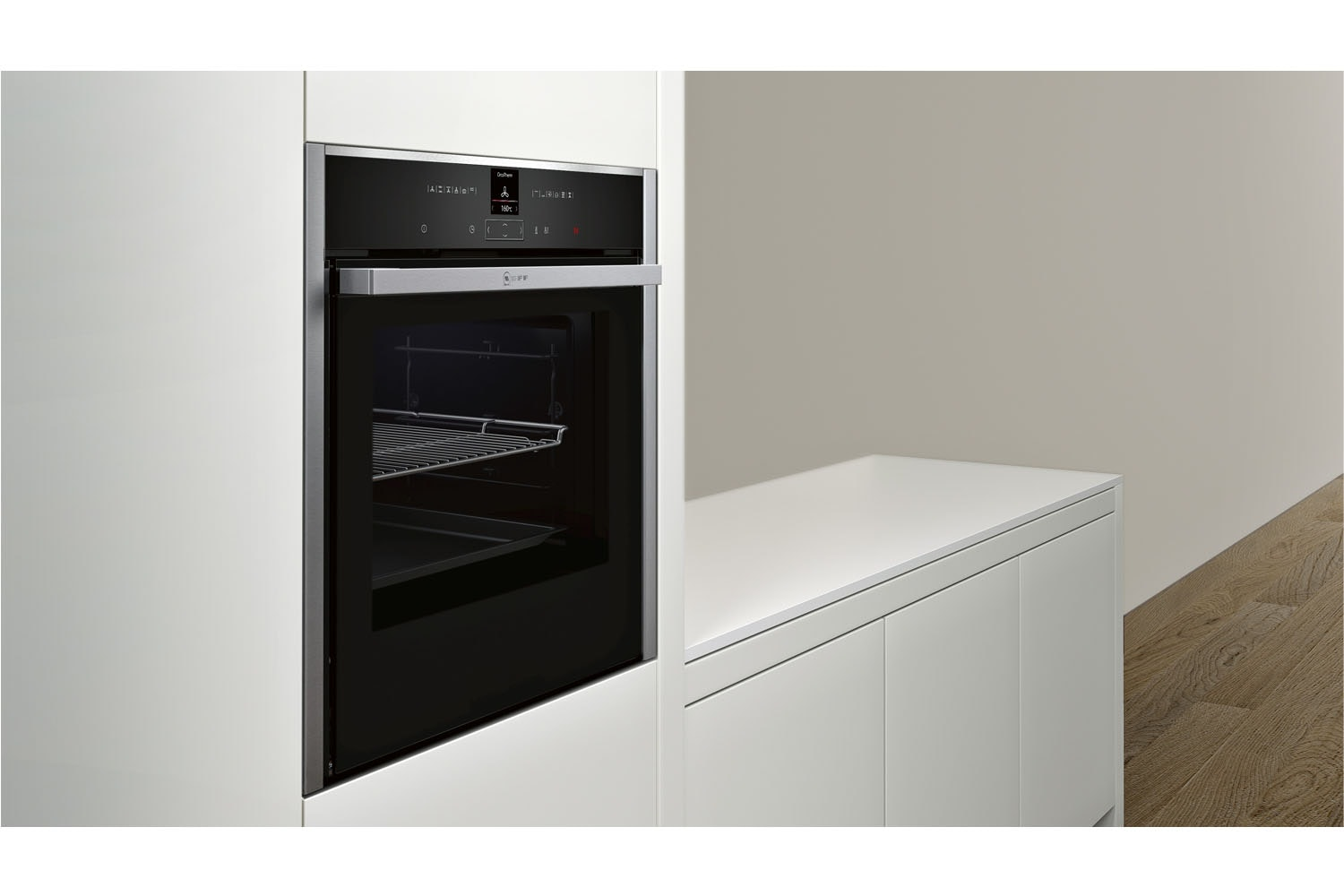 Neff Built-In Pyrolytic Oven | B57CR22N0B