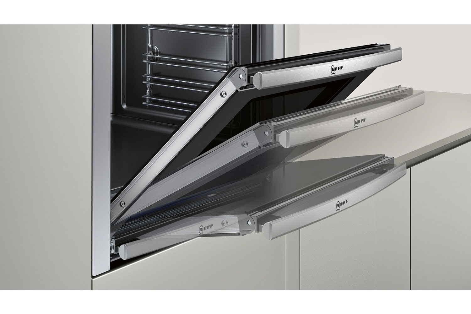 Neff Single Integrated Oven | B44M42N5GB