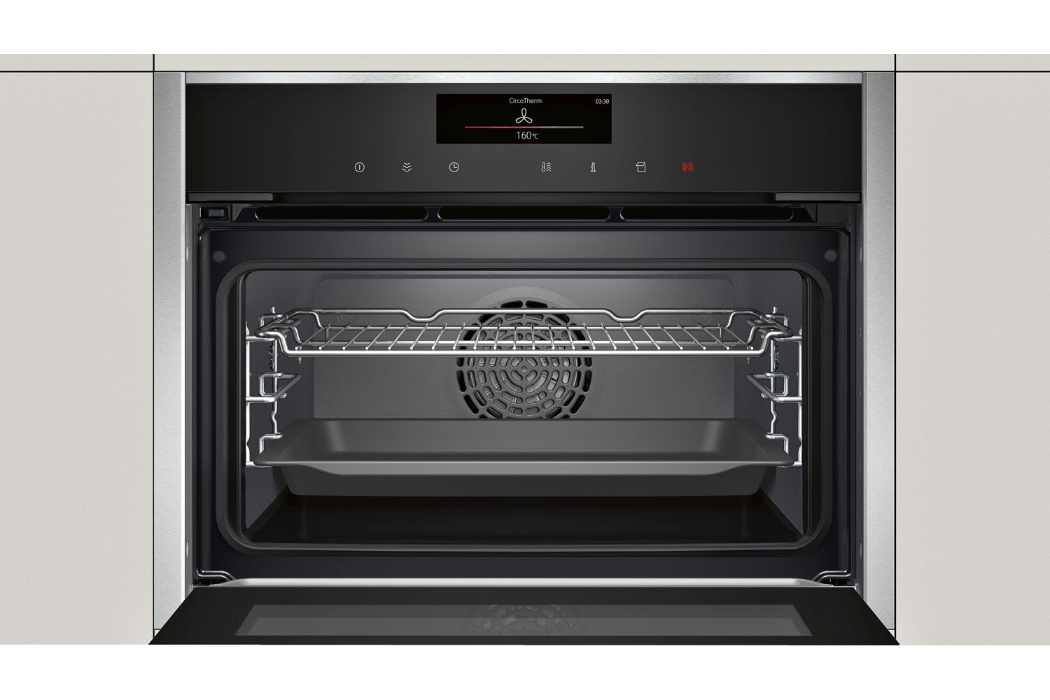 Neff Compact Electric Steam Oven | C18FT56N0B