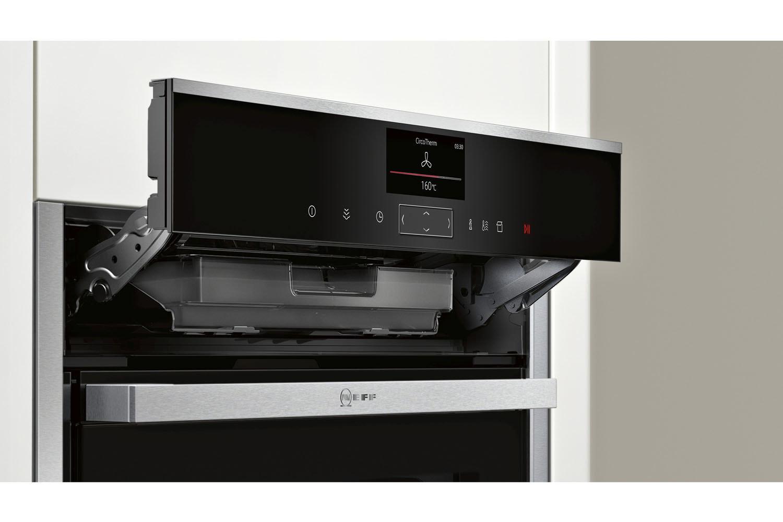 Neff Built-In FullSteam Single Oven   B47FS34N0B