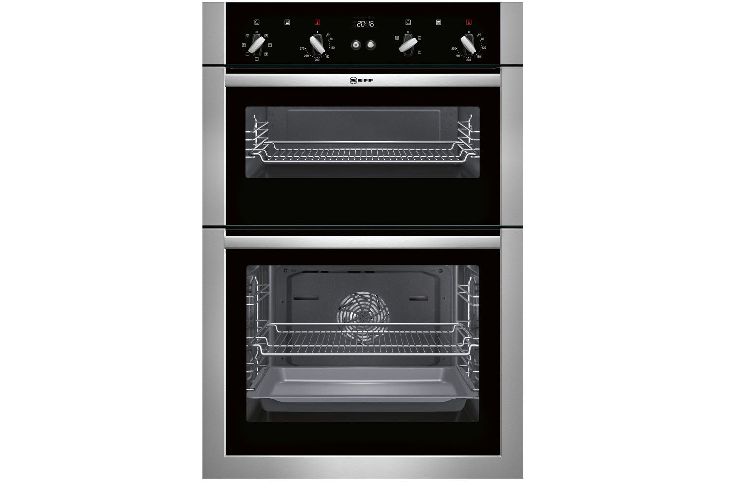 Neff Built-in Double Oven | U14M42N5GB