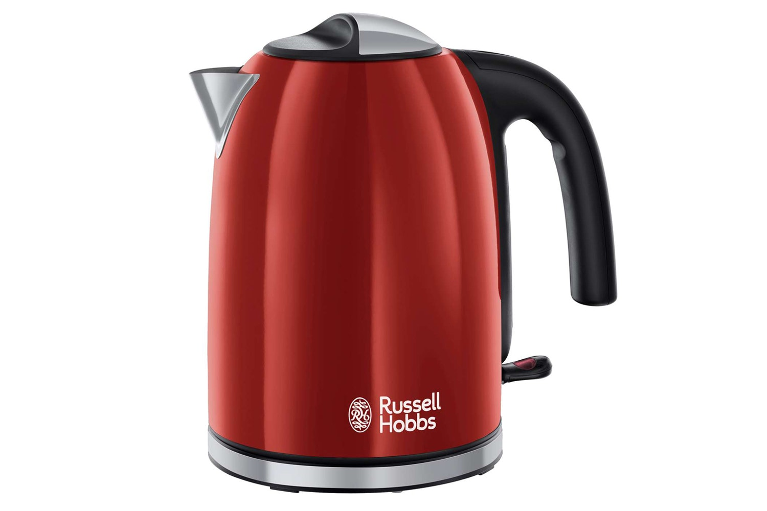Russell Hobbs 1.7L Colours Plus Kettle | Red