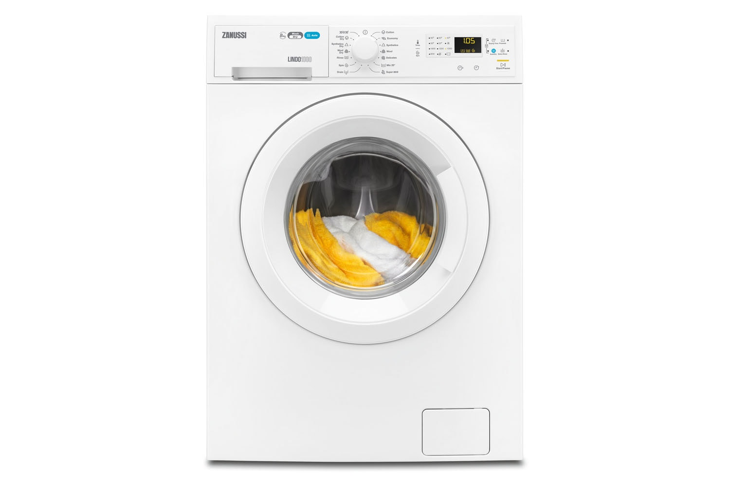 Zanussi 8KG Washer Dryer | ZWD81660NW