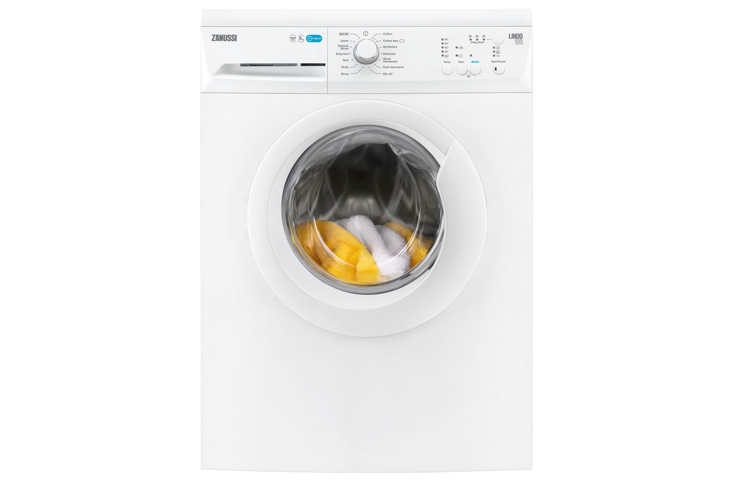Zanussi 7KG Washing Machine | ZWF71440W