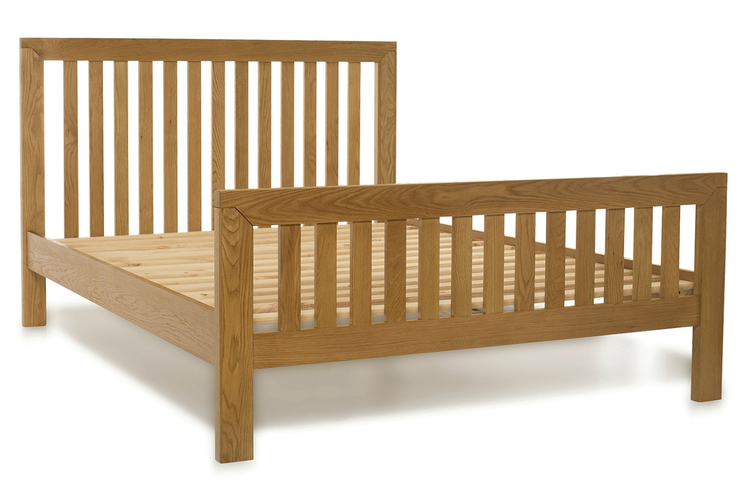 Arrington Bedframe | 4ft6 | Oak