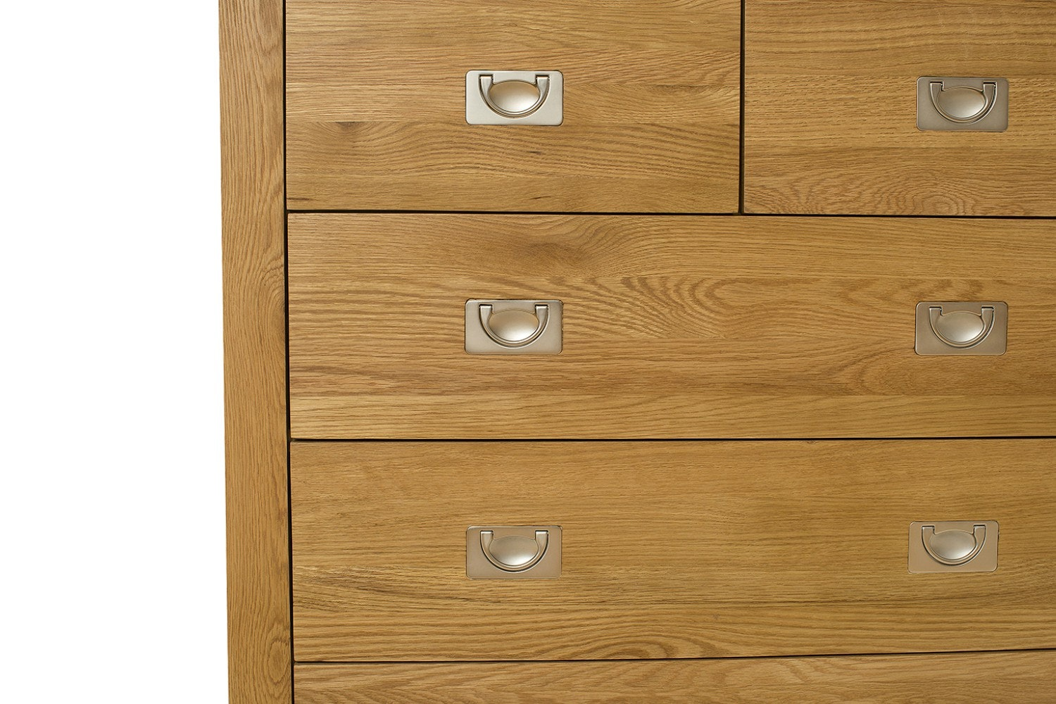 Arrington 3+2 Chest | Oak