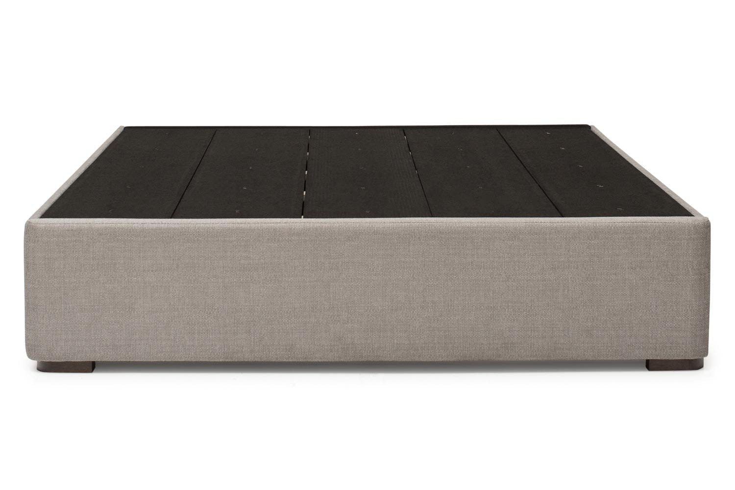 Duval Bed Base | Grey | 6ft