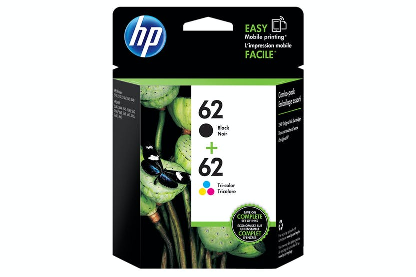 HP 62 Ink Combo Pack | 2 Pack