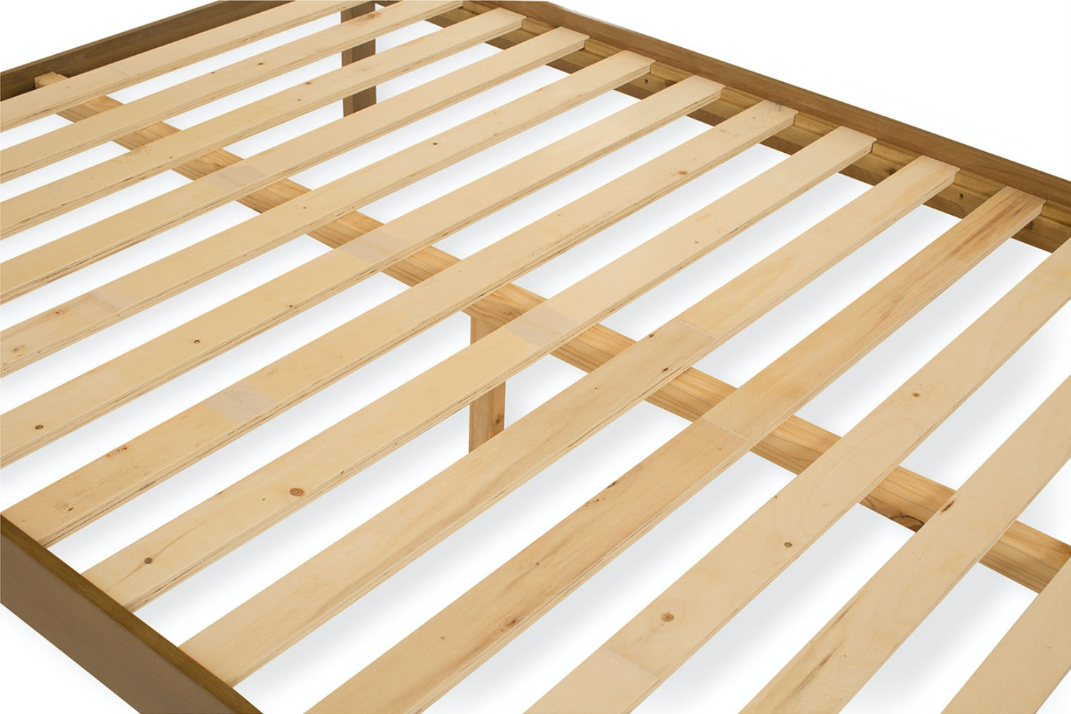Florence Super King Bed Frame | 6ft | Vintage Oak