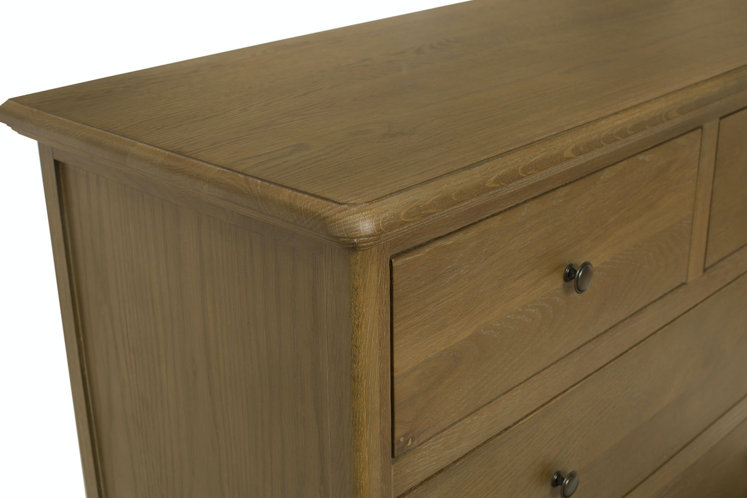 Florence 3+2 Chest of Drawers | Vintage Oak