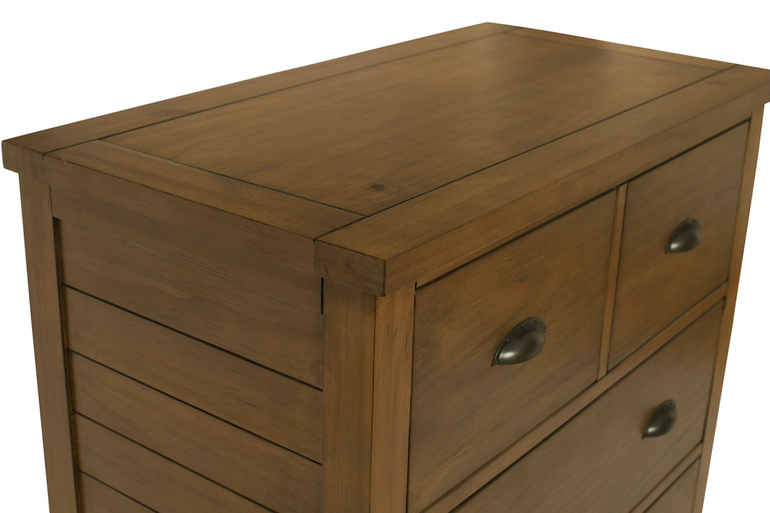 Gemstone 3 + 2 Chest of Drawers | Rustic