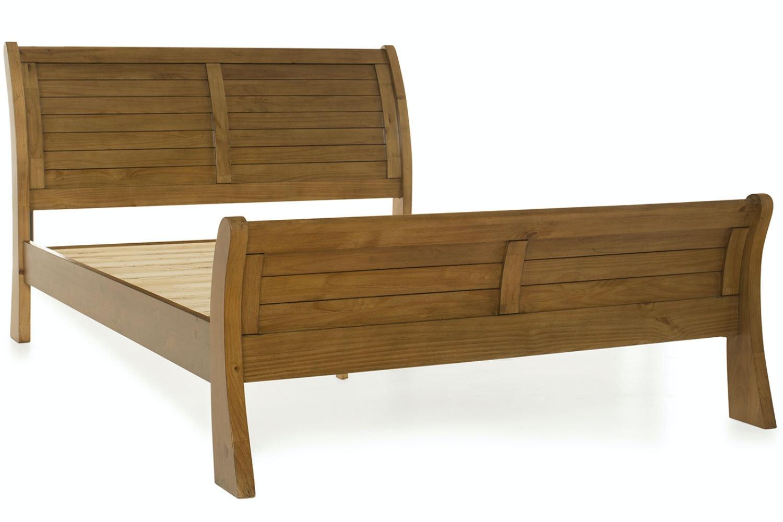 Gemstone Super King Bed Frame | 6ft | Rustic