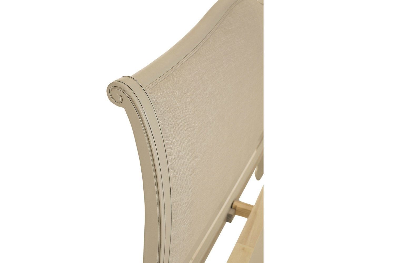 Harrogate Bedframe   4ft6   Light Grey
