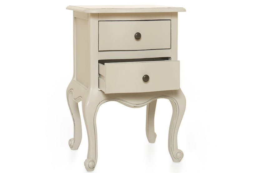 Harrogate Bedside Table | 2 Drawer