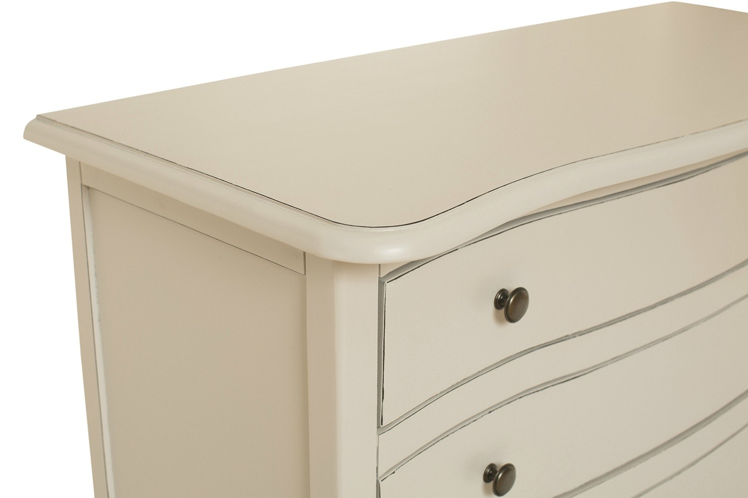 Harrogate Chest | 3 Drawer | Antique Grey