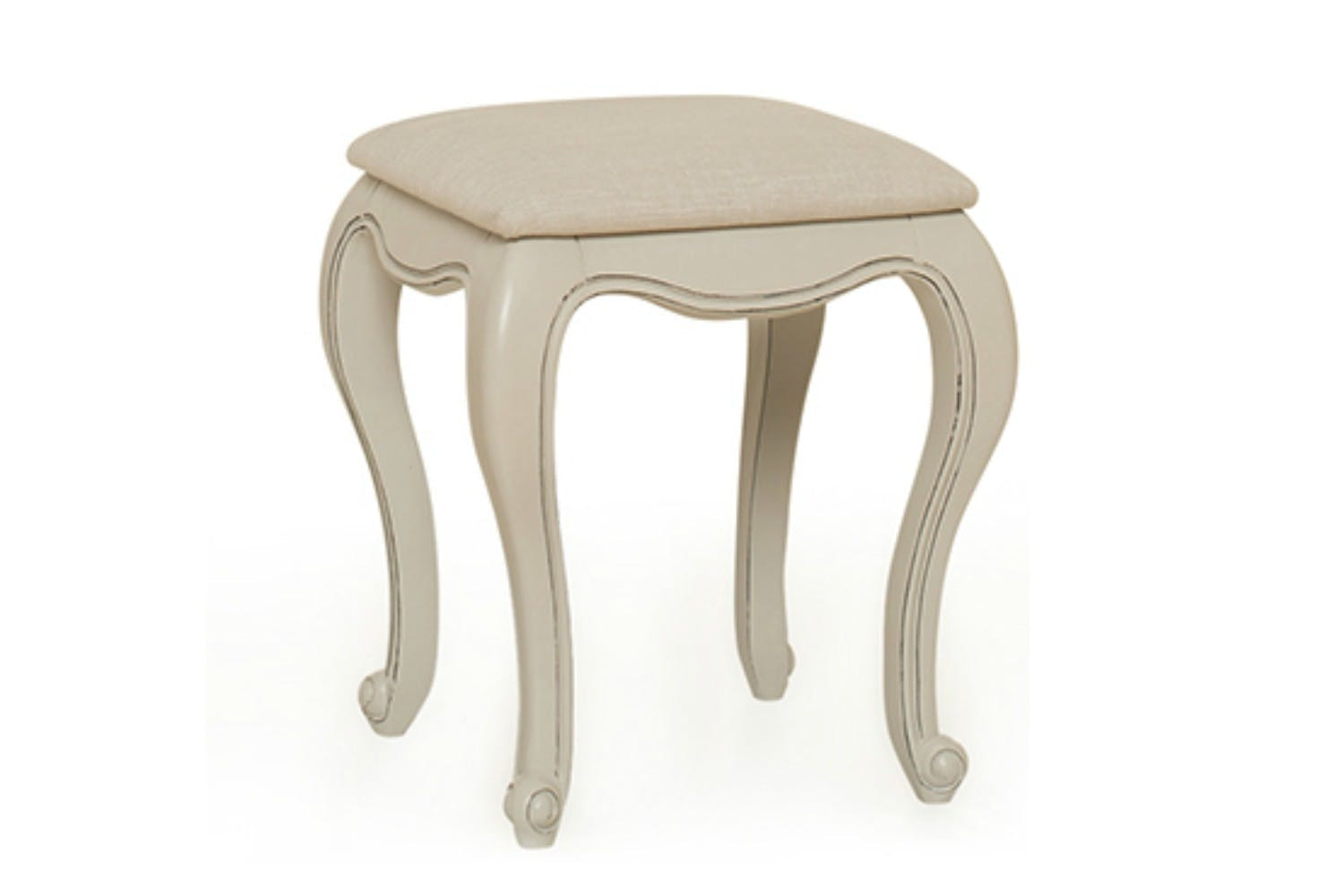 Harrogate Stool | Antique Grey