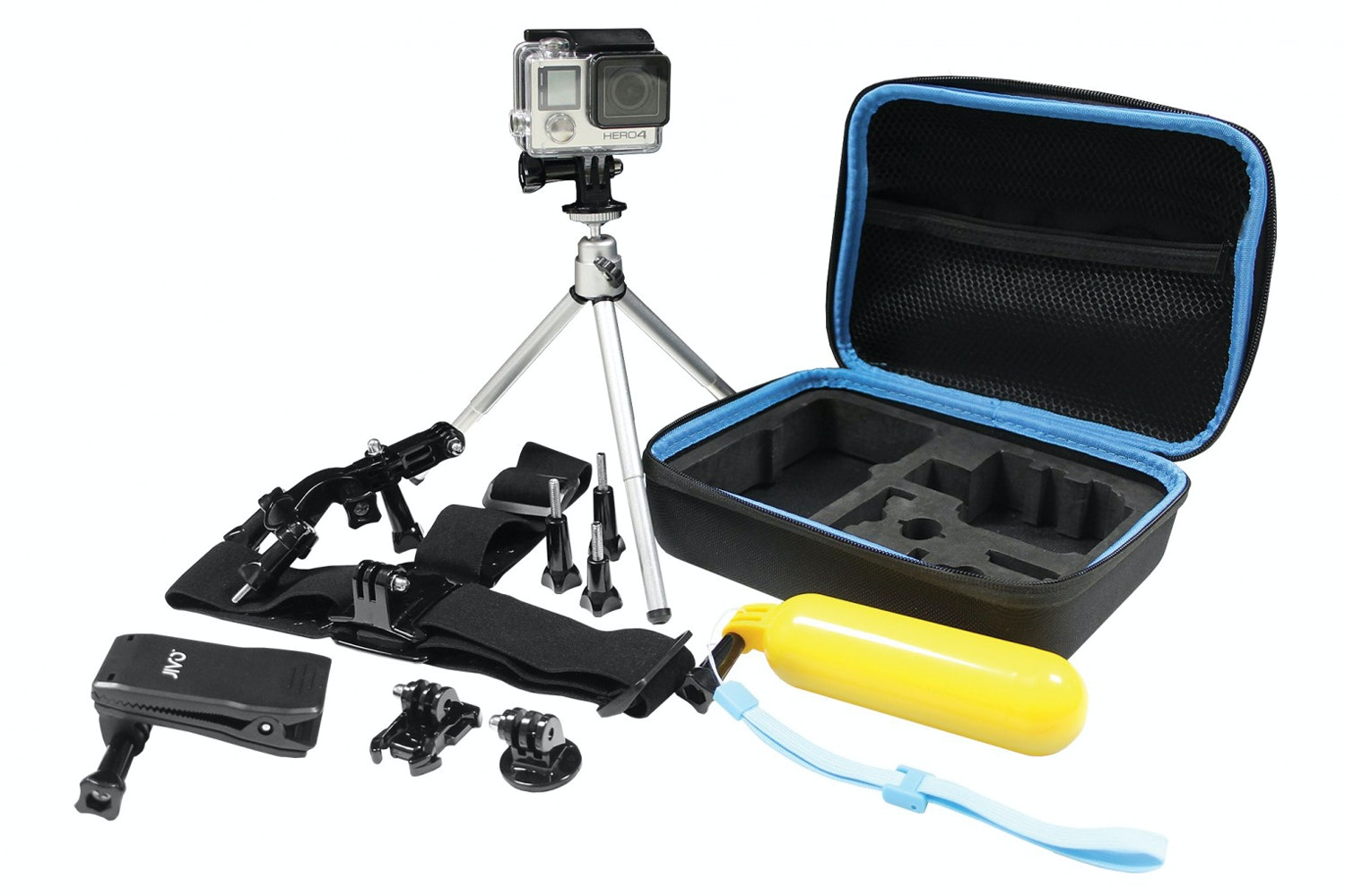 Jivo GoGear GoPro 6-Piece Accessory Kit