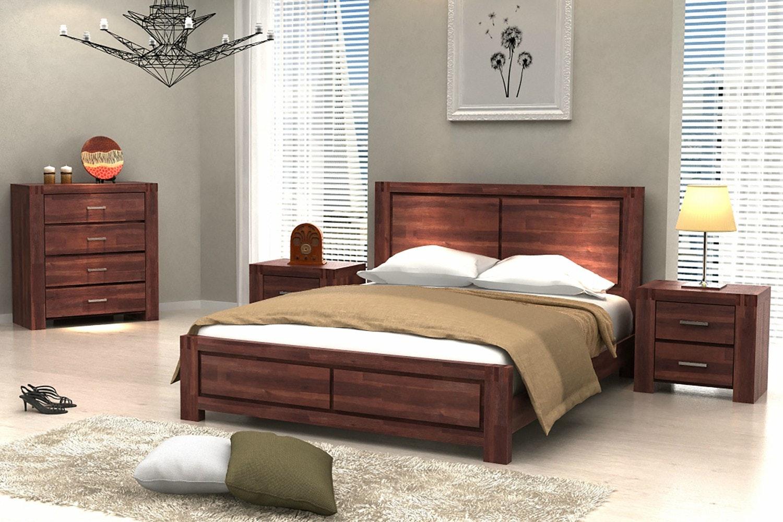 Kenny Bed Frame |5ft| Brushed Cognac