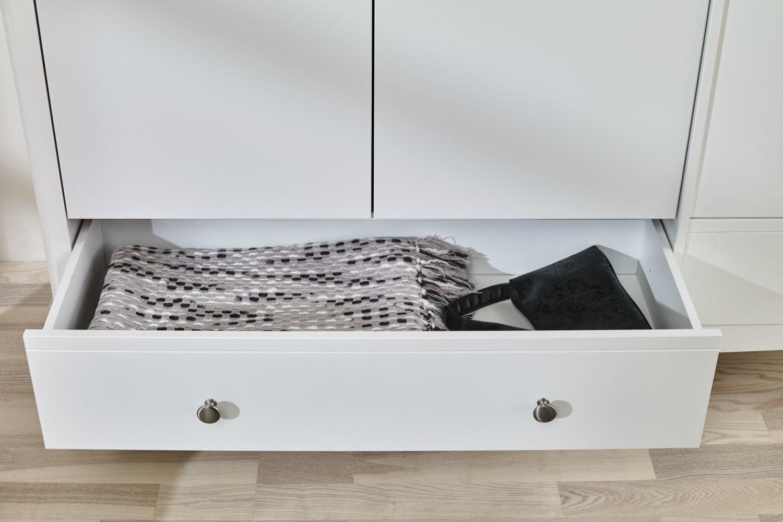 Mabelle Wardrobe | 3 Door | 2 Drawer