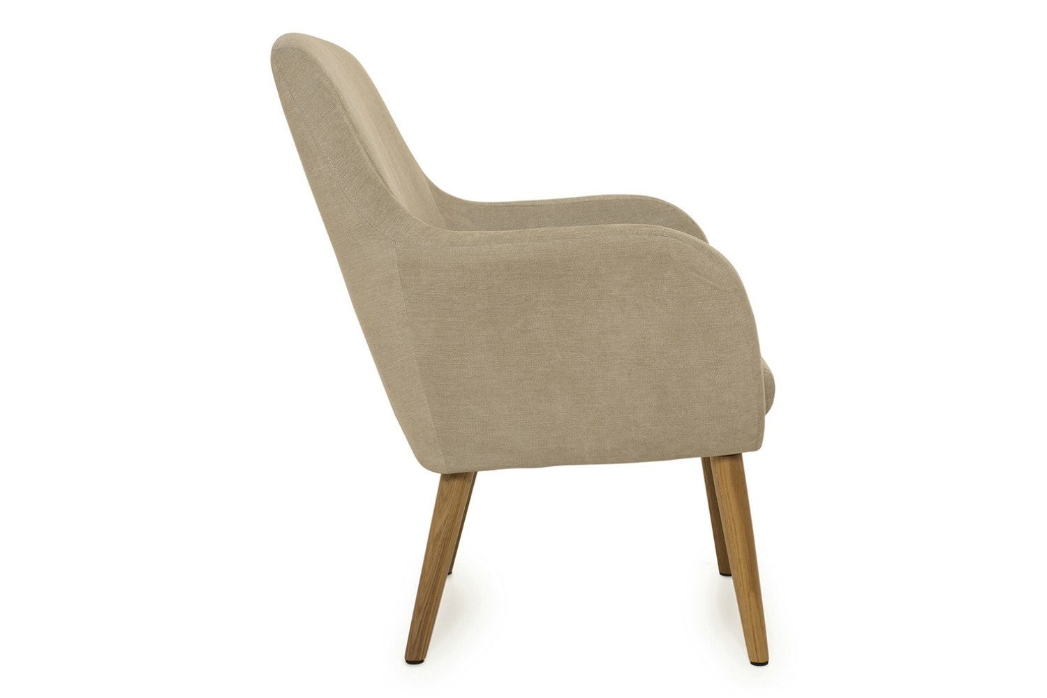 Sally Bedroom Armchair | Sand