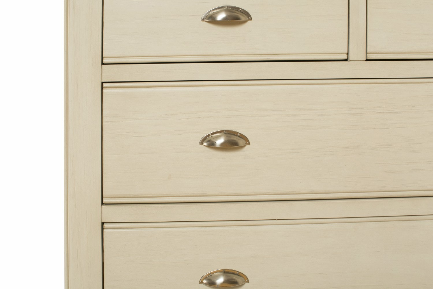 Wellington Chest | Cream | 3 + 2 Drawers