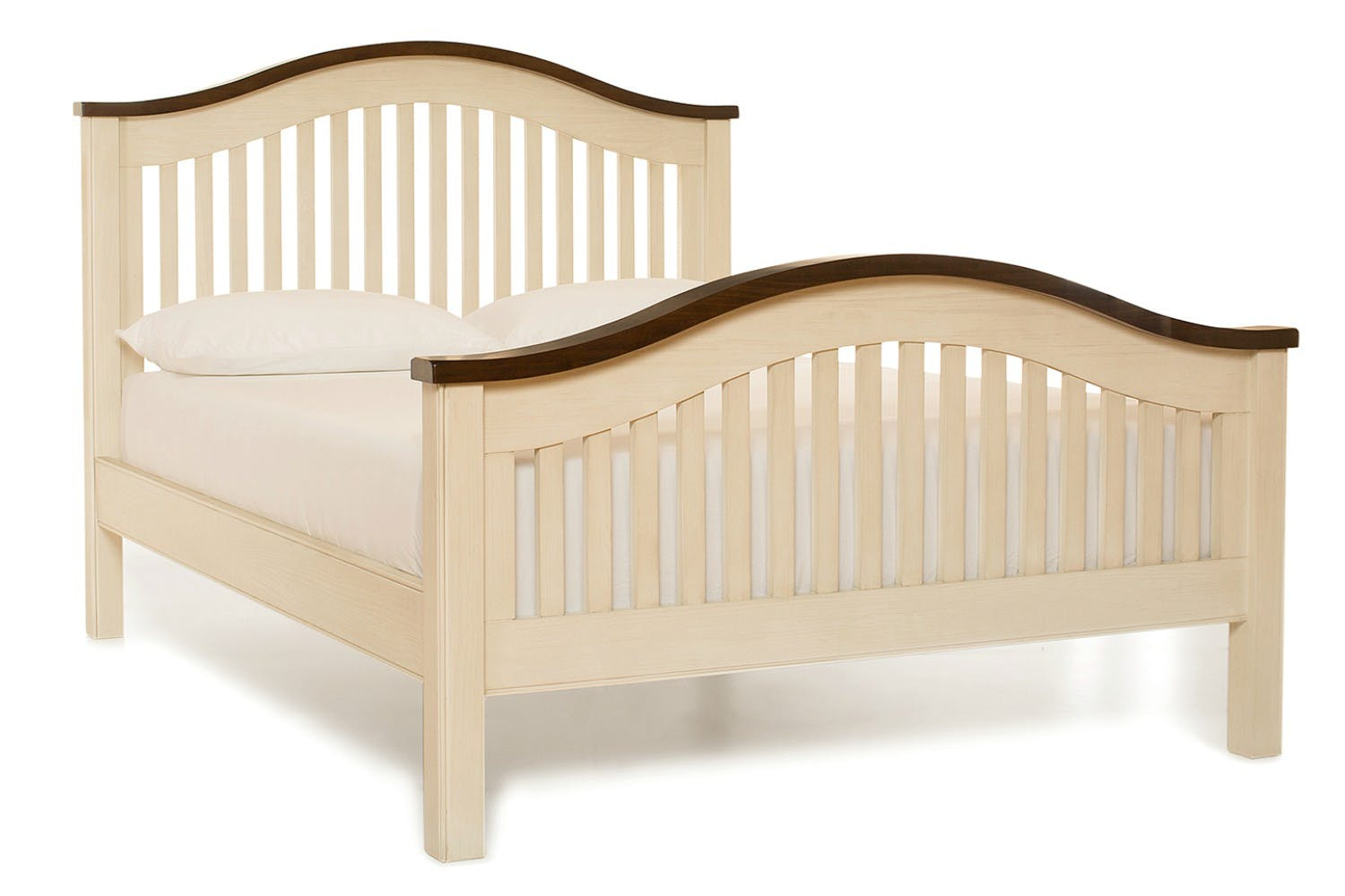 Wellington bed frame cream 4ft6 ireland for Beds wellington