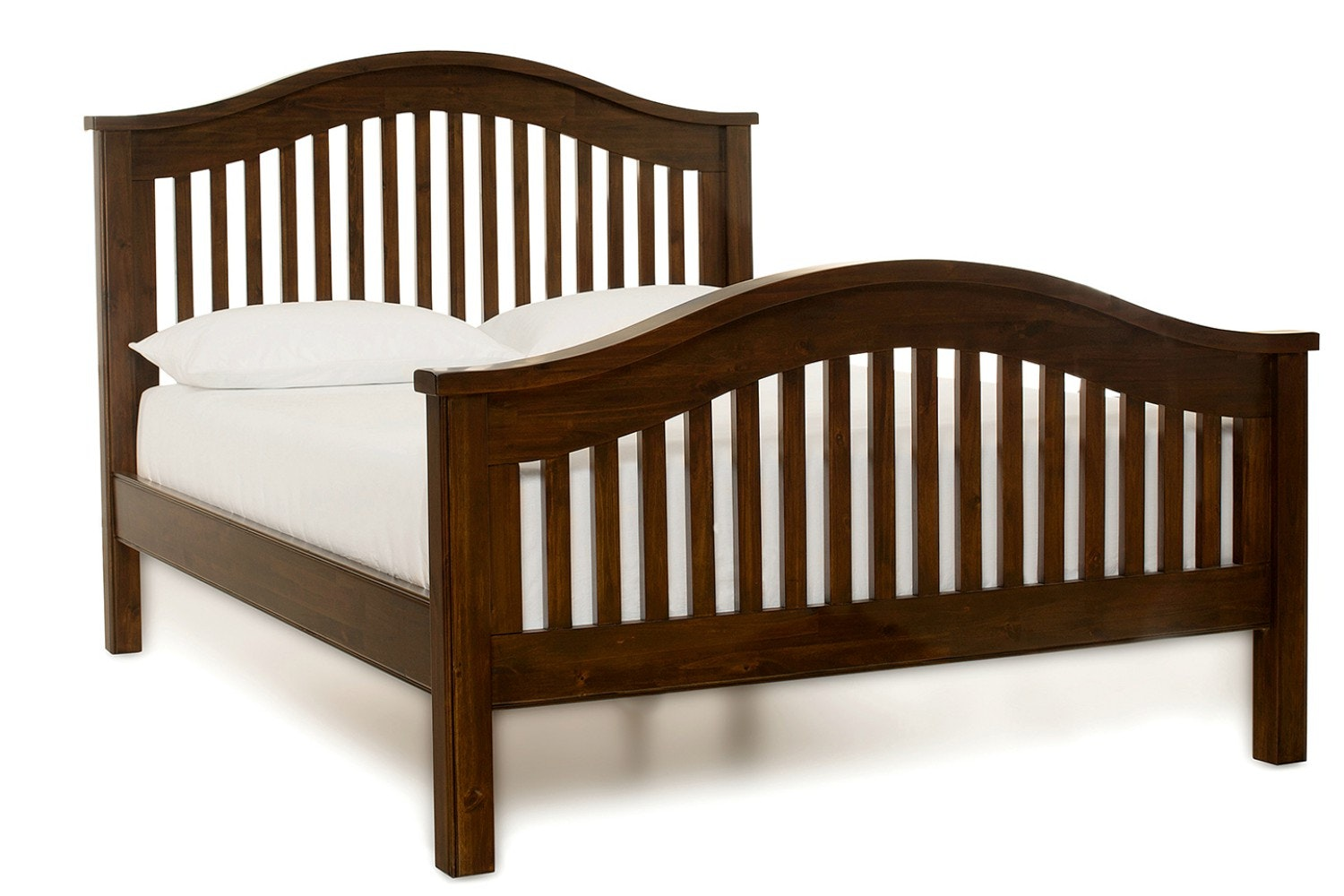 Wellington Bed Frame | Walnut | 5ft