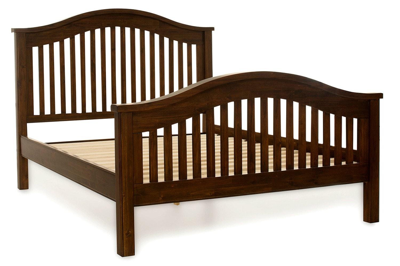 Wellington Bed Frame | Walnut | 4ft6