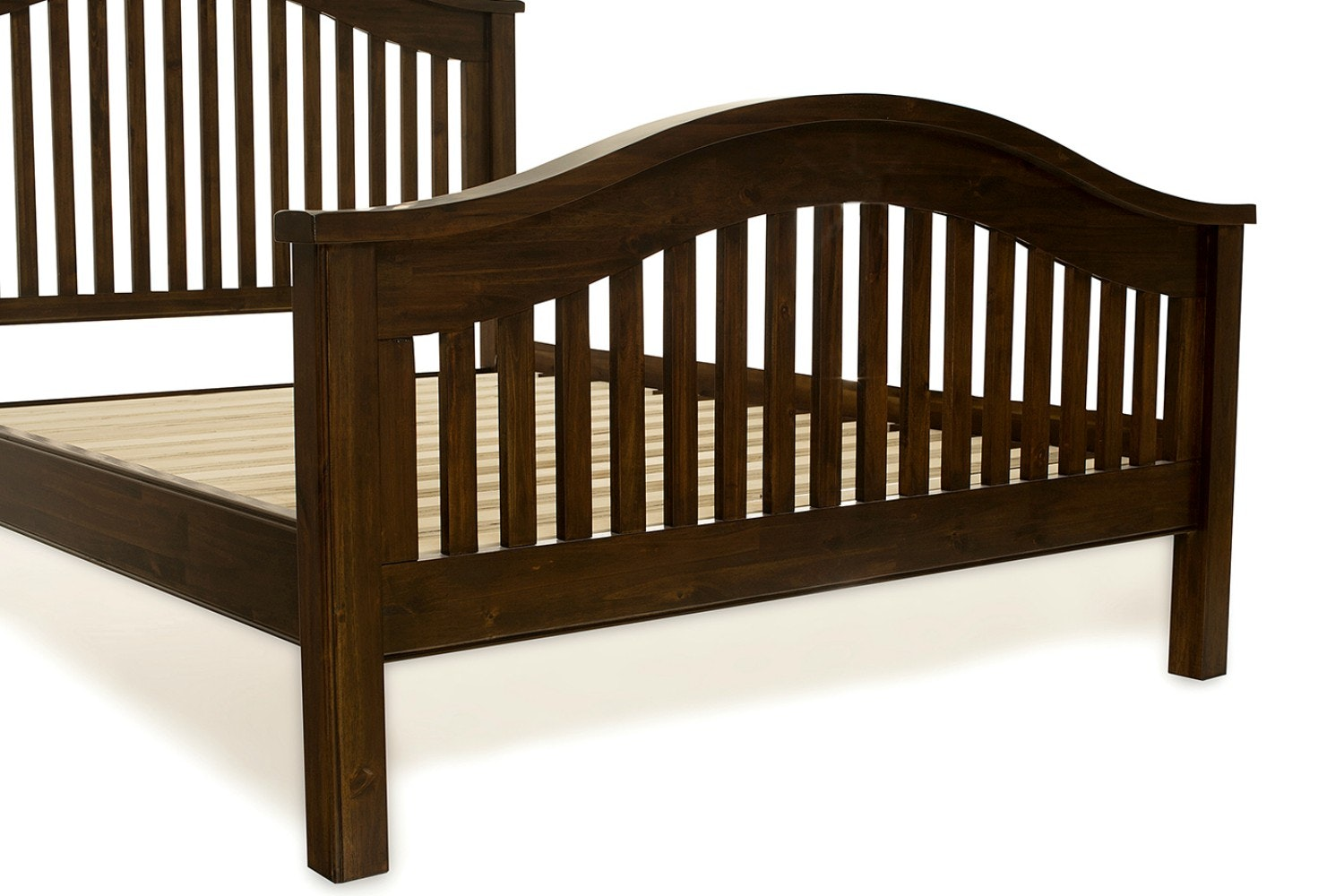 Wellington Bed Frame | Walnut | 6ft