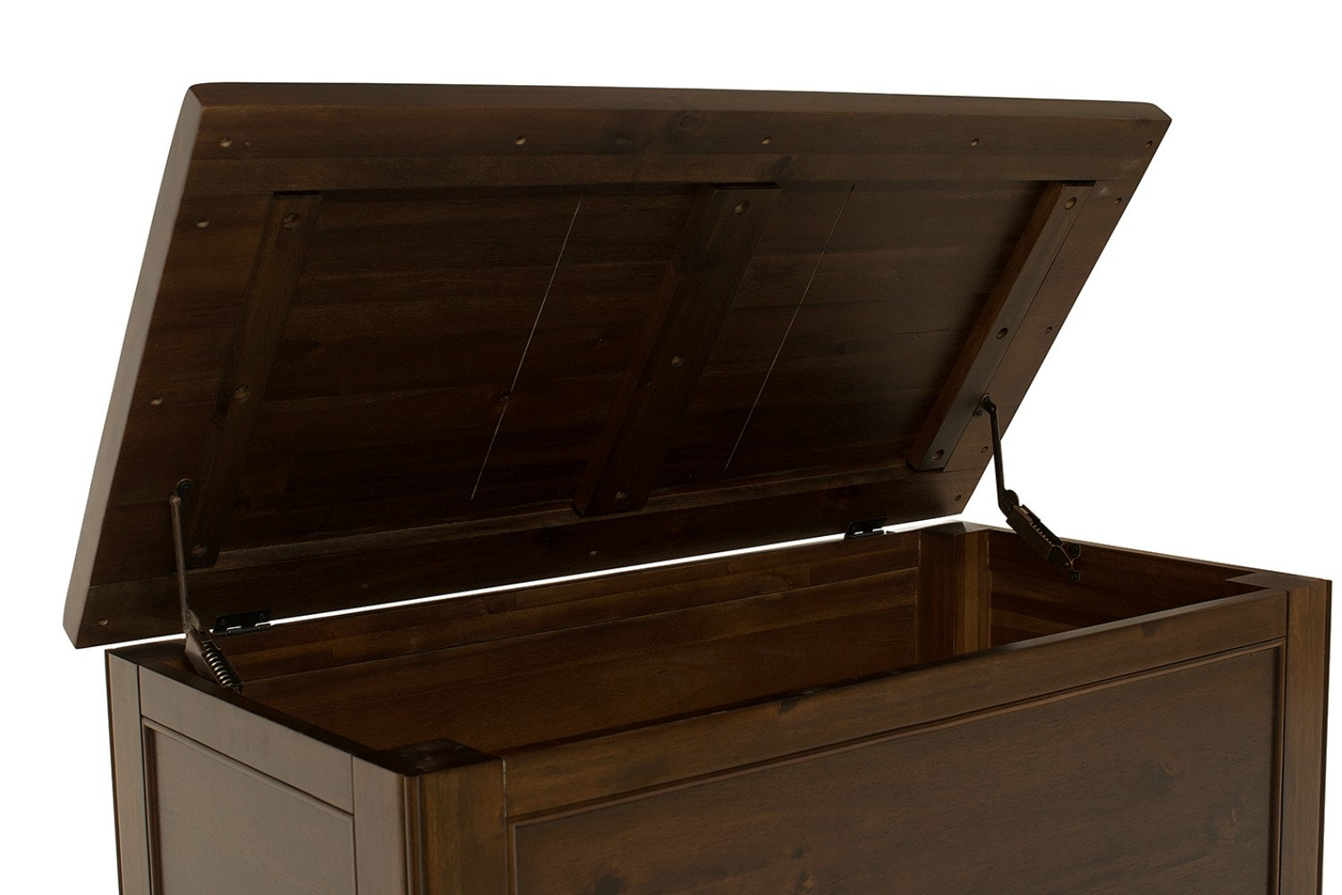 Wellington Blanket Box |Walnut