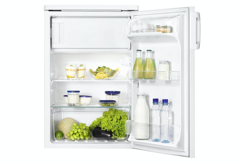 Zanussi Freestanding Fridge Freezer | ZRG15805WA