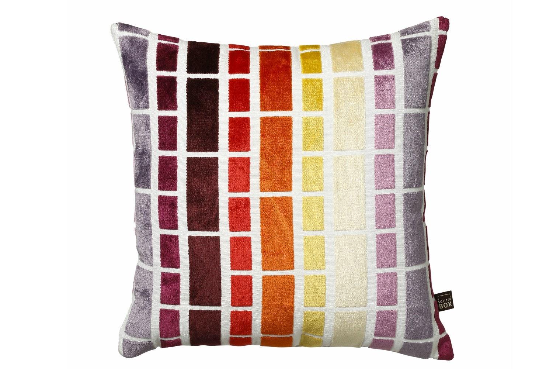 Scatterbox Prism Stripe Cushion | 43x43