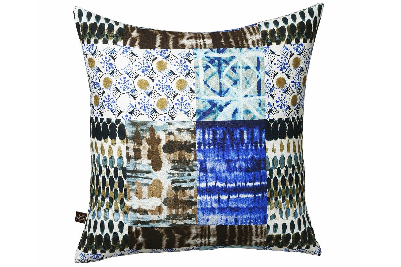 Scatterbox Batik Cushion | 58x58 | Indigo