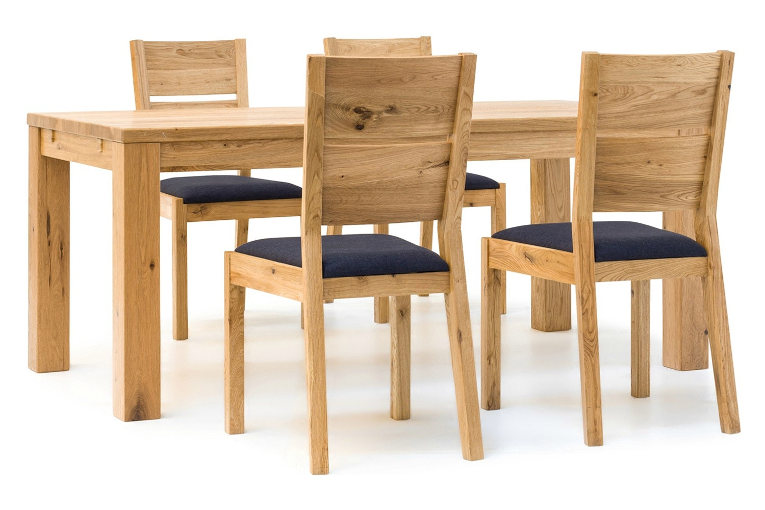 Jensen Dining Set | 5 Piece | 4 Chairs