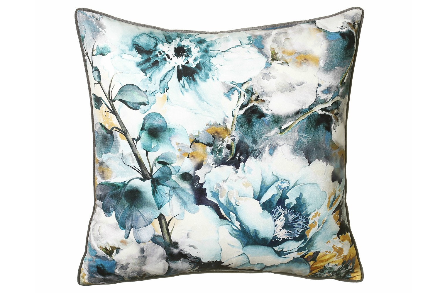 Scatter Box Irina Cushion | 45x45 | Teal