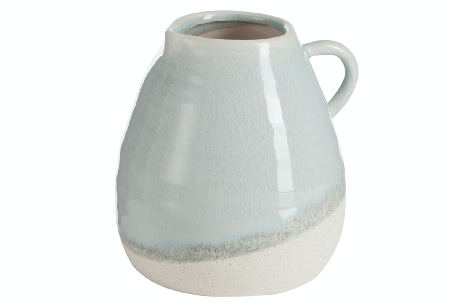 Jug Cream | Grey & Beige | Small