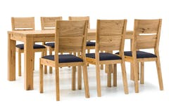 Jensen Dining Set | 7 Piece | 6 Chairs