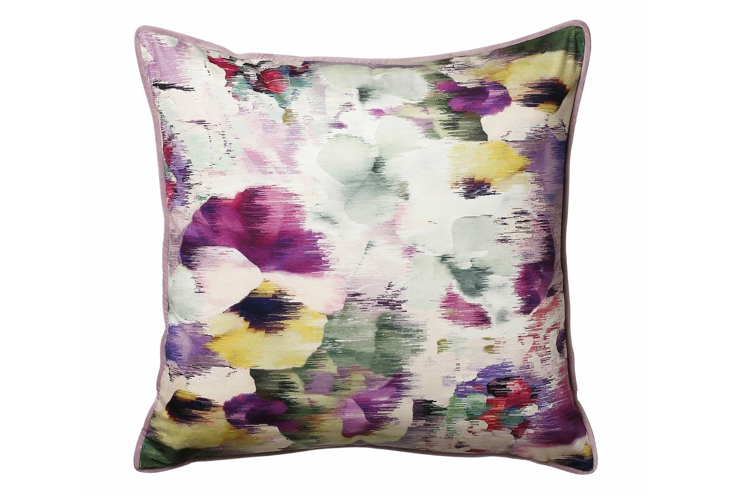 Scatterbox Pansy Floral Cushion | 58x58