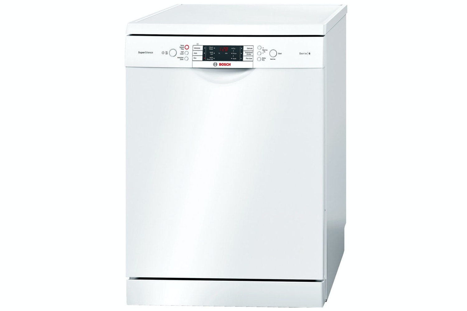 Bosch 60cm Serie 6 Freestanding Dishwasher | SMS69M22GB