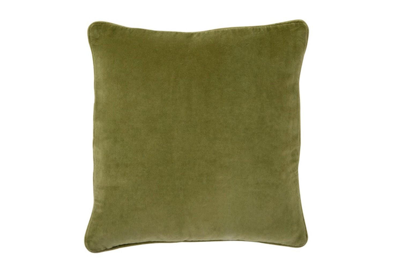 Cushion Velvet Green