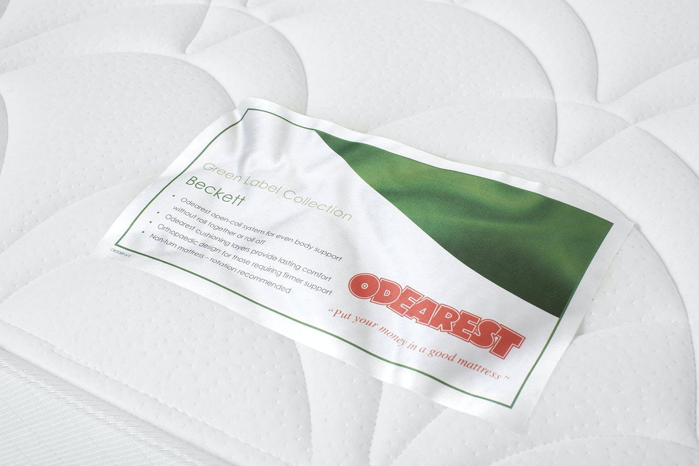 Beckett mattress single ireland for Beckett tech support