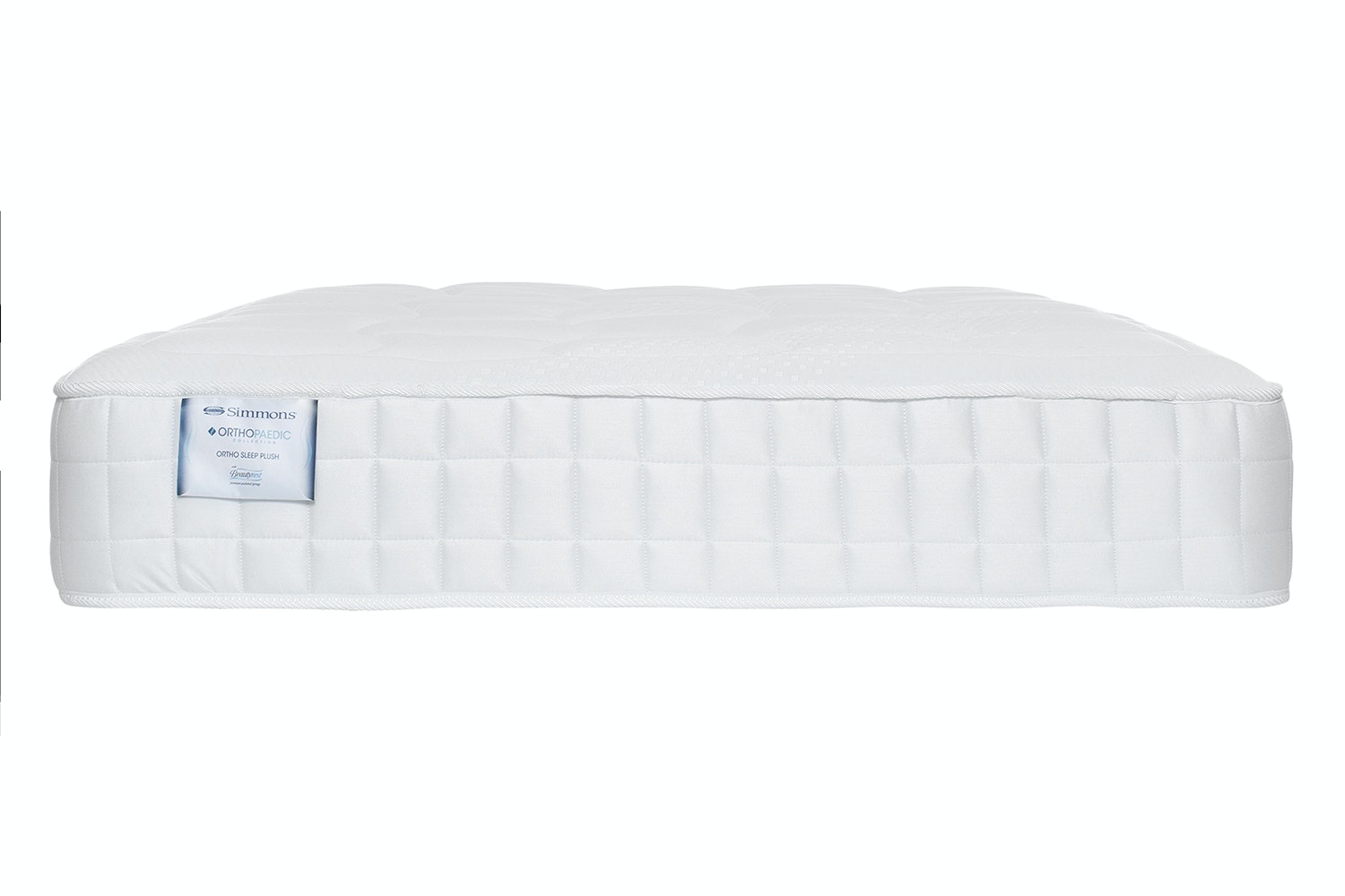 Ortho Sleep Plush | King | 5ft