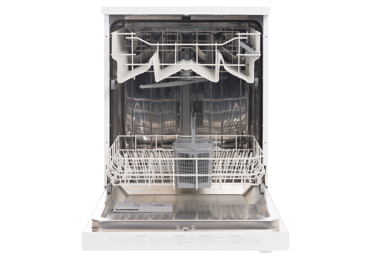 Finlux freestanding dishwasher place fdf w ireland
