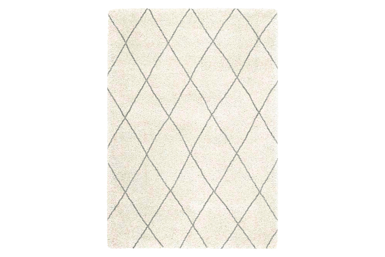 Logan Rug Cream With Grey Lines | 160x230cm