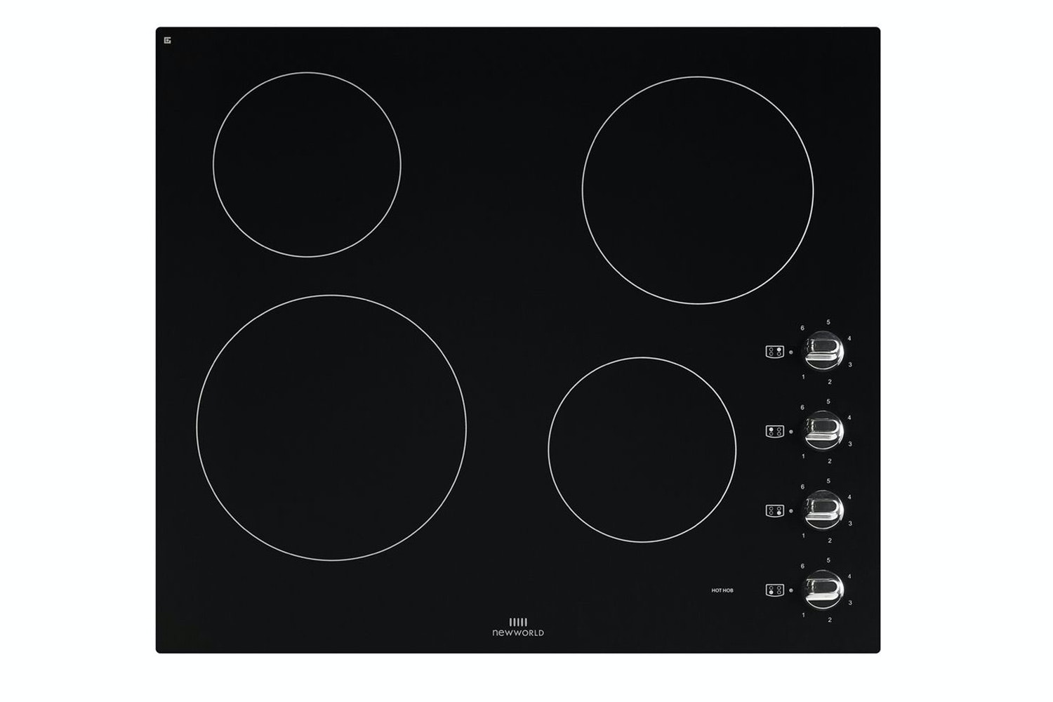 New World Ceramic Electric Hob | NWCR602