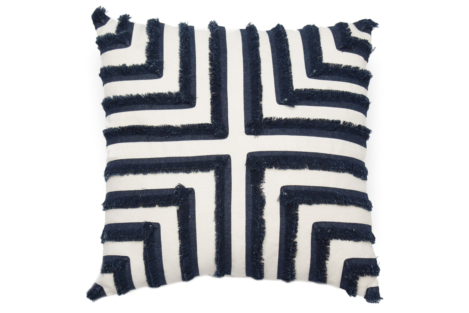 Denim Freya Cushion