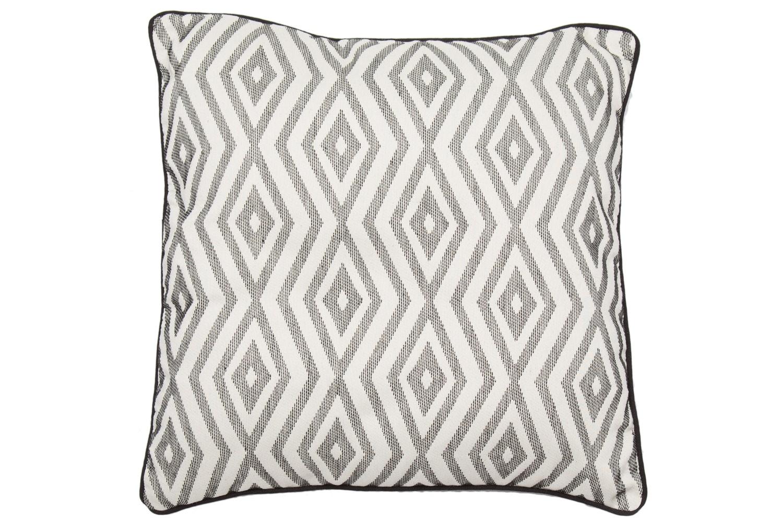 Tetrus Jacquard Cushion