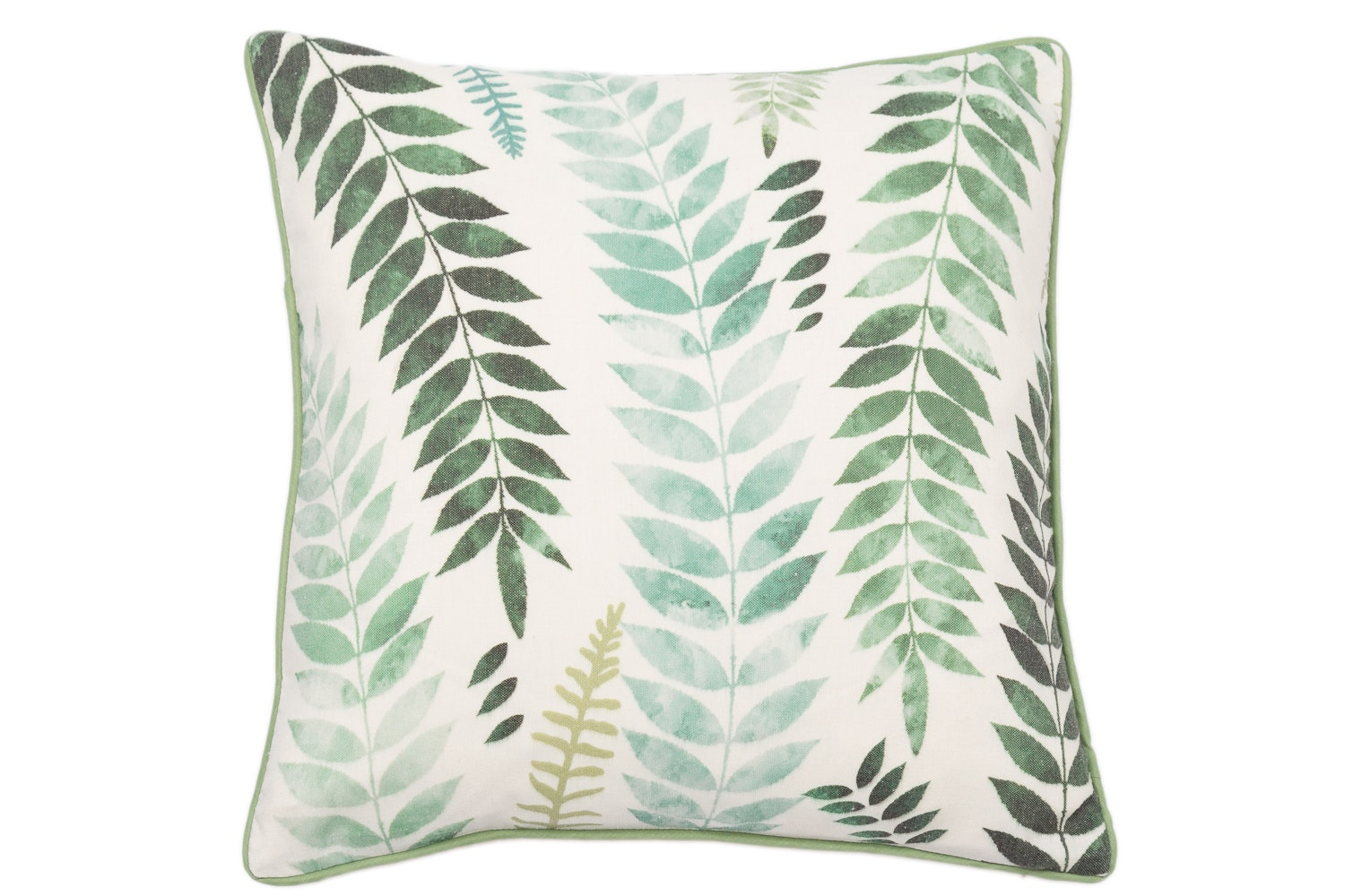 Evergreem Printed  Cushion