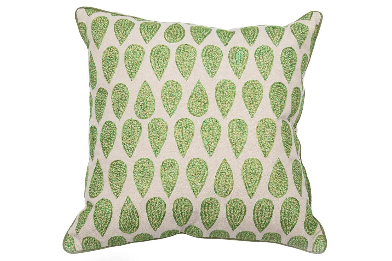Shaila Embroidered  Cushion